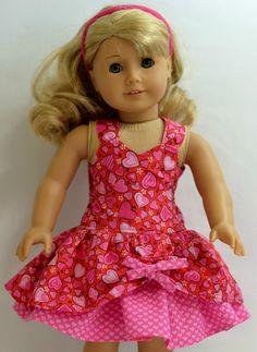 18 Doll Clothes  American Girl Doll Clothes by ThreadsAndSplinters