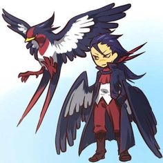 Swellow!