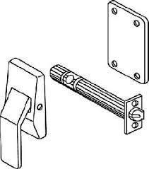 Ngp L Vrsg 2 Vandal Resistant Security Door Louver With Security Grille Security Door Commercial Door Hardware Vandals