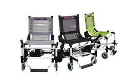 Zinger, la silla de ruedas eléctrica plegable más ligera del mundo tiene diversos accesorios para que la puedas personalizar a tu medida.