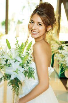 吉川ひなの:「結婚式が大好き」 ハワイ挙式をプロデュース - 写真特集 - MANTANWEB(まんたんウェブ)