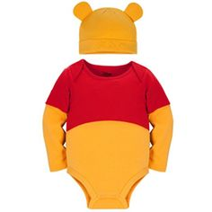 Sing ho for the life of a Onesie! Winnie The Pooh Baby Onesie