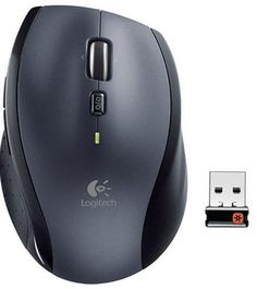 Logitech M705 Wireless USB Mouse - Computer, PC, Cordless, Laser in Computers/Tablets & Networking, Keyboards, Mice & Pointing, Mice, Trackballs & Touchpads | eBay