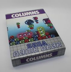 COLUMNS   SEGA GAME GEAR