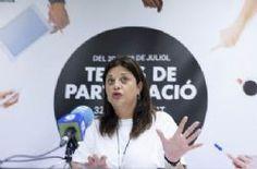 """Paz Lloria: """"Cada vegada són més incisius i lesius els atacs a les dones en les xarxes socials"""""""