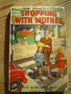 Proper Shops 1970s Childhood, Childhood Memories, Ladybird Books, Little Golden Books, Vintage Children's Books, Old Antiques, The Good Old Days, Vintage Advertisements, Childrens Books