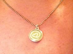I love love love my Shot@Life Necklace! Best decision I made was to buy one for my daughter as well!