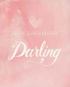 Happy Anniversary Darling! http://www.weddingchicks.com/2014/03/17/wedding-chicks-sixth-anniversary/