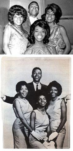 Marvin Gaye with Martha & The Vandellas