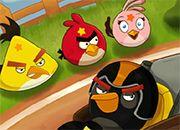Angry Birds Racers Hidden Stars