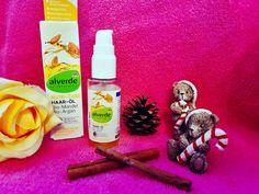 Alverde Nutri-Care Haar-Öl