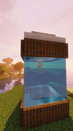 Minecraft How To Build, Villa Minecraft, Minecraft City Buildings, Minecraft Mansion, Minecraft Structures, Cute Minecraft Houses, Minecraft House Tutorials, Minecraft Room, Minecraft Plans