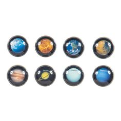 Wonder and beauty in magnet form! Shop GEDDES for hundreds of fun and affordable school supplies and toys like our Planet Magnet. 8 Planets, Galaxy Planets, Locker Supplies, School Supplies, Sistema Solar, Great Red Spot, Locker Magnets, Pale Blue Dot, School Store