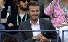 I'd love to help English football,says David Beckham