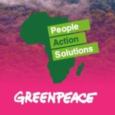 Greenpeace Africa is on JustCoz!