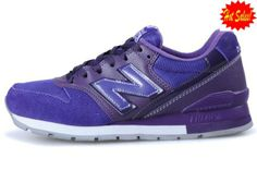 NGQW 886544 Femme Pourpre New Balance 996 2014
