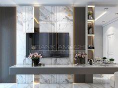 Bedroom Tv Unit Design, Tv Unit Interior Design, Living Room Tv Unit Designs, Tv In Bedroom, Home Room Design, Lcd Wall Design, Modern Tv Room, Tv Cabinet Design, Hall Design
