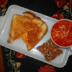 Crock-Pot Tomato Soup with Ditalini