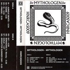 HÖGA NORD REKORDS | HNRCAS009: Mythologen
