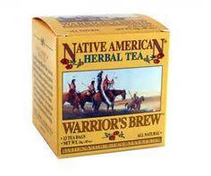 Native American Herbal Tea - Warrior's Brew - Herbal tea from South Dakota