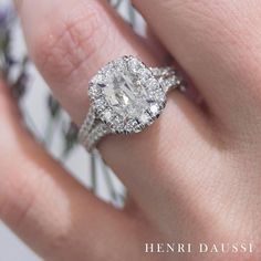 This classic beauty is just like you, timeless and chic. #WeddingWednesday #DaussiBride # @henridaussi . . . . #seeyouatalberts #linkinbio #eternityring #ringselfie #engagementring #weddingring #weddingband #proposal #engagement #bridetobe #lovestory #gettingmarried #isaidyes #accessories #finejewelry #jewelrydesigner #jewellery #diamond #fiance #dreamscometrue #diamondring #engagementrings #trendy #cushion #cushioncut