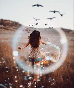 Surreal and Dreamlike Photo Manipulations by Angga Kurnia Aryantika #inspiration #photography