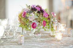 #centerpiece  Cinematography: Aqua Vivus Productions - aquavivus.com Photography: Allyson Magda Photography - allysonmagda.com Event Planning & Design: XOXO BRIDE - xoxobride.com Lighting Design: Ambient Event Design - ambientevent.com  Read More: http://www.stylemepretty.com/little-black-book-blog/2012/01/09/santa-barbara-wedding-from-xoxo-bride-allyson-magda-photography/