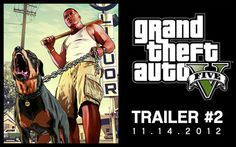 Grand Theft Auto 5 Trailer Dropping Next Wednesday!!!