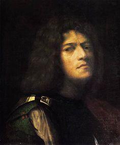 Self-portrait - Giorgione