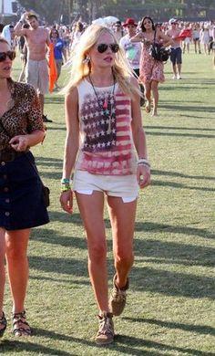 Celeb Style at Coachella — See Then Shop Their Killer Festival Looks