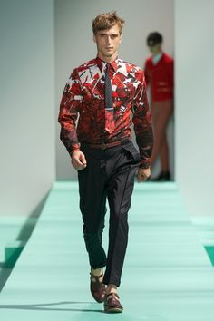 Paul Smith. Mens SS13 4