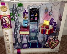 Ever After High Bookend Hangout Beanstalk  Bakery Playset NEW In Hand