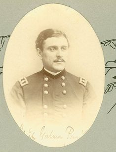 Galusha Pennypacker: He is to this day the youngest person to hold the rank of brigadier general in the U.S. Army; at the age of 20, he remains the only general too young to vote for the president who appointed him.  Pennypacker's greatest moment of the war came at the Second Battle of Fort Fisher, January 15, 1865, where he was again severely wounded.  He received his promotion to BG on that date.  He died October 1, 1916 at age 72.