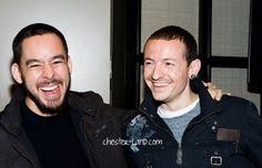 Linkin Park - Mike Shinoda & Chester Bennington