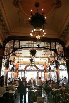 ~Café Majestic no Porto é o sexto mais bonito do mundo (Café Majestic in Porto is the sixth most beautiful in the world)~