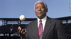Bill White - first baseman, broadcaster & From 1989 to 1994, White served as president of the National League. White was the first African American to hold such a high executive position in sports.