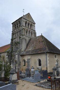 Église Saint-Luc te Voillecomte (Haute-Marne 52)