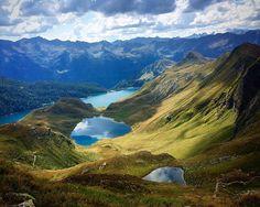 Lago Ritom, Switzerland  by mamostagram