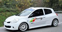 Renault Clio R3 da PT Racing no Rali Serras de Fafe!   Algarlife