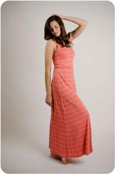 dorado maxi dress