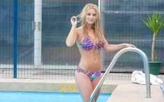 Fotos: Kika Silva inicia el verano con su mejor bikini - TeCache.cl