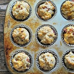 Ham and Cheese Muffins | 33 Terrific Toddler Meals - SavvyMom.ca
