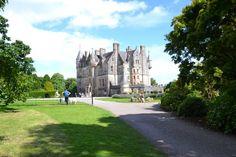 Blarney Castle and Gardens, Ireland Castles In Ireland, Great Places, Sidewalk, Gardens, Side Walkway, Outdoor Gardens, Walkway, Walkways, Garden