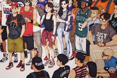 Air Jordan Release Date - Kim Jungyoun