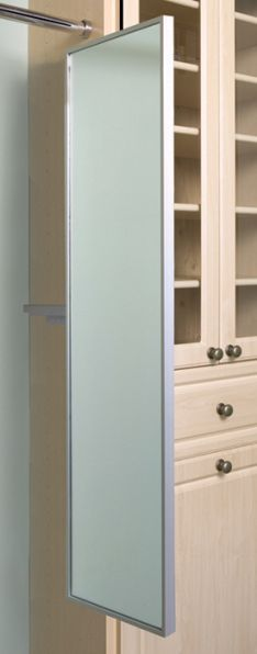 The Hardware Hut   Product #RAS CM 1448 1   Rev A Shelf Pull Out Closet  Mirror   (Aluminum Frame) 250 | Closet Planning | Pinterest | Shelves,  Hardware And ...