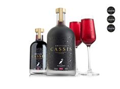 Award-Winning British Blackcurrant Cassis from White Heron in  Herefordshire, England