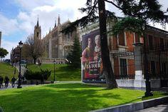 """Cartel de la #Exposición """"Georges de La Tour. 1593 - 1652"""" en el Museo del Prado #Madrid #Madrid #Cartel #Affiche #Arterecord 2016 https://twitter.com/arterecord"""