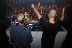 anjunabeats / above and beyond! :)