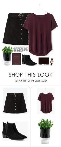 """""""Sick Of Losing Soulmates//Dodie Clark"""" by thelonelyheartsclub ❤ liked on Polyvore featuring Zara, Madewell, MANGO, Bodum, philosophy, Nixon, women's clothing, women's fashion, women and female"""