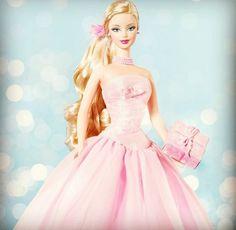 Barbie Pink Dress